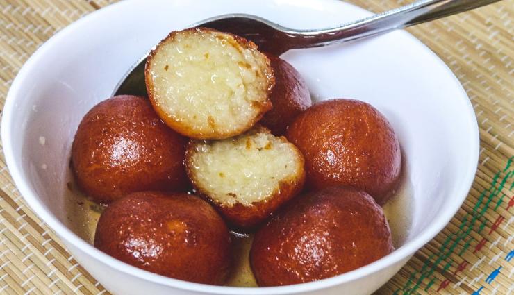 Recipe- Easy To Make Bread Gulab Jamun