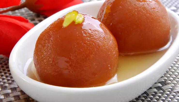 Recipe- Easy To Make Milk Powder Gulab Jamun
