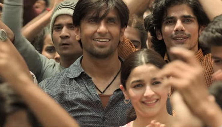 Ranveer Singh in a rustic avatar exploring the rap world in Gully Boy Trailer