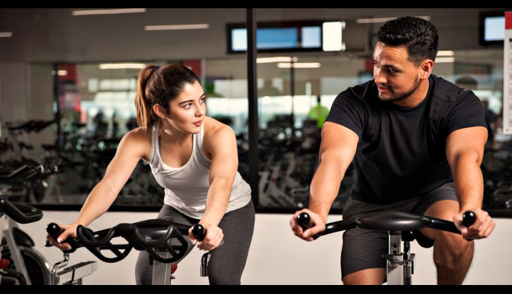 5 Intimacy Benefits of Going to Gym