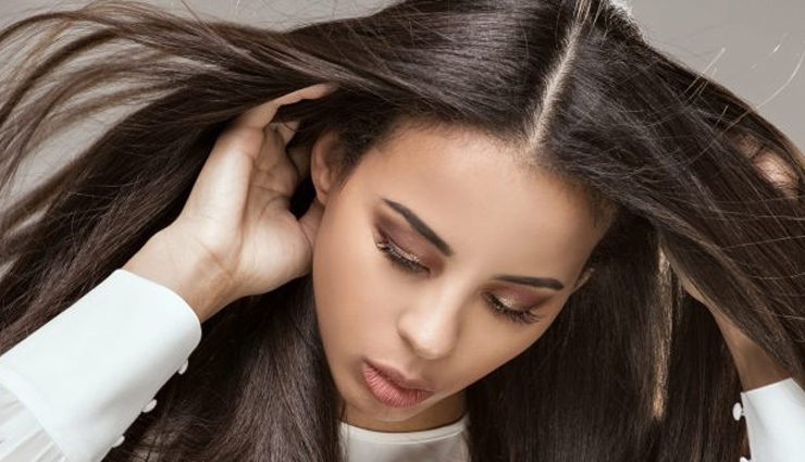 10 Home Remedies To Treat Dry Itchy Scalp
