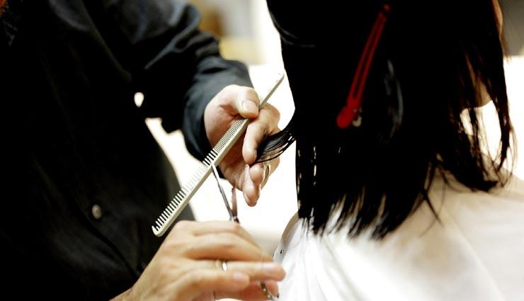 beauty tips,beauty tips in hindi,hair care tips,haircut tips,haircut mistakes ,ब्यूटी टिप्स, ब्यूटी टिप्स हिंदी में, बालों की देखभाल, बाल कटवाते समय गलतियां