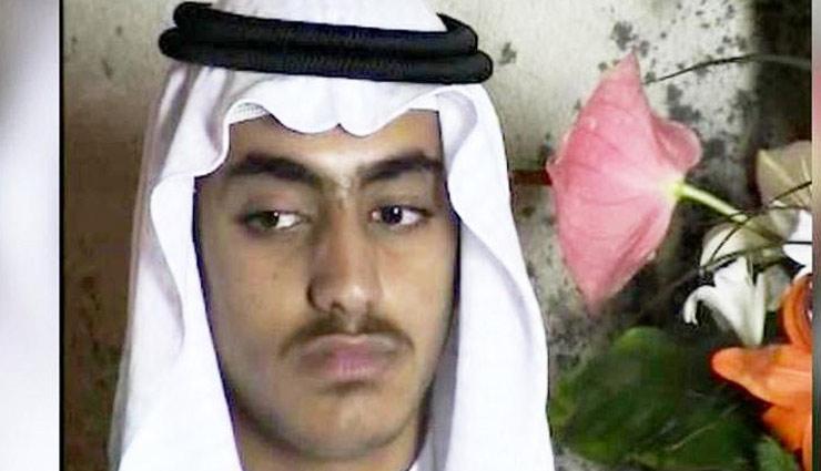 Osama bin Laden's son Hamza, who had USD 1 million bounty on his head, killed