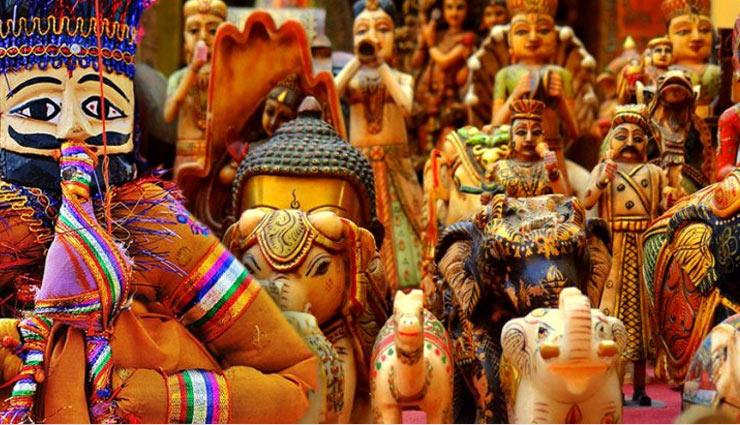 राजस्थानी हैंडीक्राफ्ट से मिलेगा आपके ड्राइंग रूम को डिफरेंट लुक, जानें कैसे