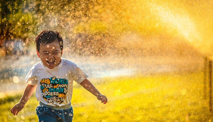 5 Rules To Raise Happy Kids