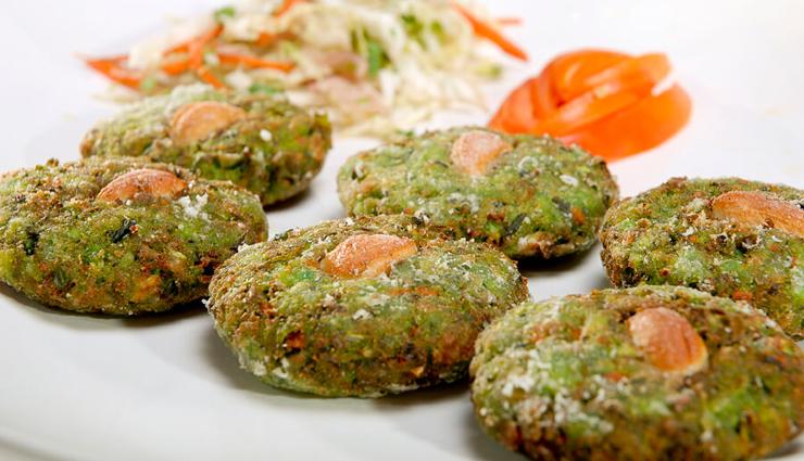 Recipe- Perfect for Evening Hara Bhara Kabab