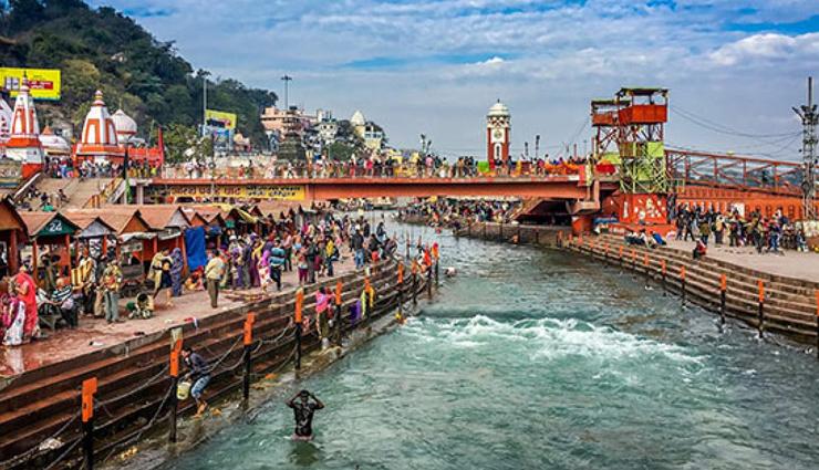 हरिद्वार : बसा है उत्तराखंड की पहाड़ियों के बीच, हिंदू धर्म में है बहुत खास स्थान, मौसम रहता शानदार