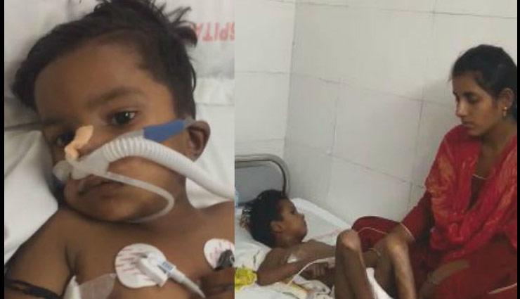 चाउमीन खाने के बाद 3 साल के बच्चे के फेफड़े फटे, डॉक्टर बोले- स्वाद बढ़ाने के चक्कर में जान से खेल रहे है दुकानदार