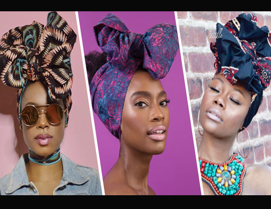 5 Ways To Look Stylish With Head Wrap