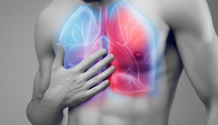 शरीर का महत्वपूर्ण अंग हैं फेफड़े, ये चीजें पहुंचा सकती है इसे नुकसान