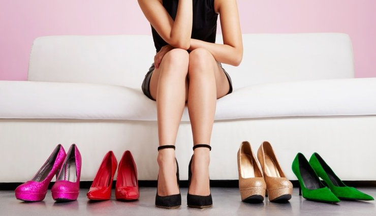 5 Heels Hacks Every Girl Must Know