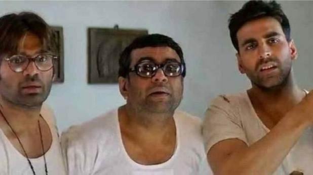 sunil shetty,sunil shetty confirms hera pheri 3,hera pheri 3,Akshay Kumar,paresh rawal,entertainment news