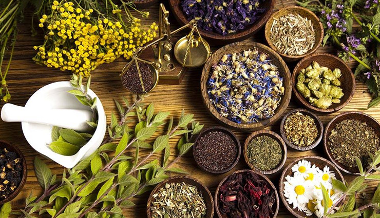 8 Herbs That Are Best For Your Skin