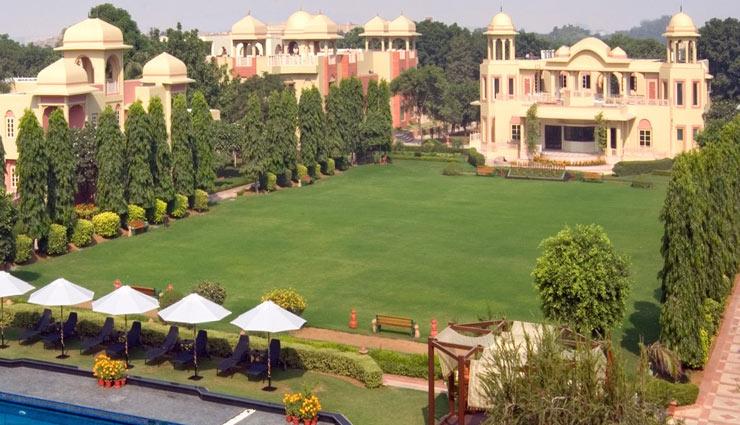 beautiful resorts in delhi,heritage village resort,camp wild dhauj resort,surjivan resort,botanix nature resort,holidays,travel tourism ,हॉलीडेज, ट्रेवल, टूरिसम, दिल्ली के करीब हैं ये 4 खूबसूरत रिजॉर्ट्स