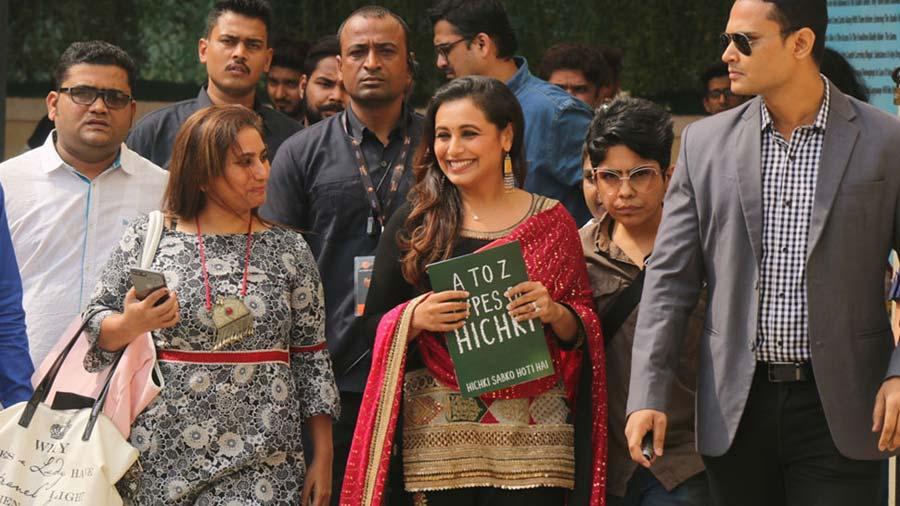 bollywood,rani mukharji,hichki,dance india dance,zee tv,bollywood news ,बॉलीवुड,बॉलीवुड न्यूज़,हिचकी,डांस इंडिया डांस,रानी मुखर्जी