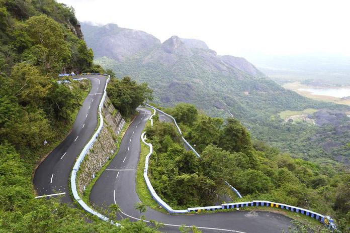 hill stations,hill stations near tamil nadu,tamil nadu