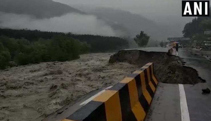 हिमाचल में बारिश का कहर, 22 की मौत, उफान पर नदी-नाले, मनाली-कुल्लू हाईवे क्षतिग्रस्त, स्कूल-कॉलेज बंद