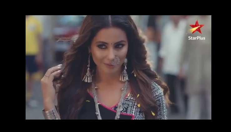 VIDEO- Hina Khan as 'Komolika' just broke Shah Rukh Khan's record