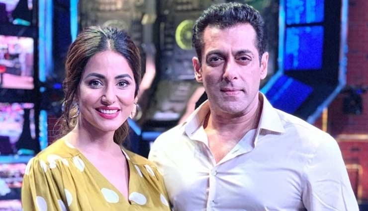 Hina Khan To Reunite With Salman Khan For Bigg Boss 13 Weekend ka Vaar