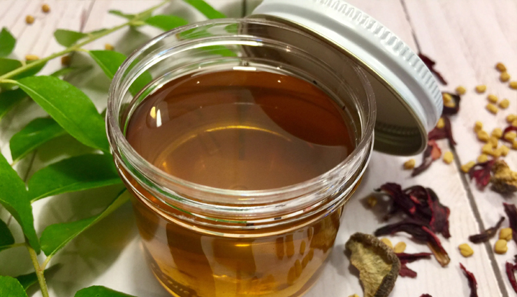 DIY Homemade Hair Oil To Benefit Your Hair