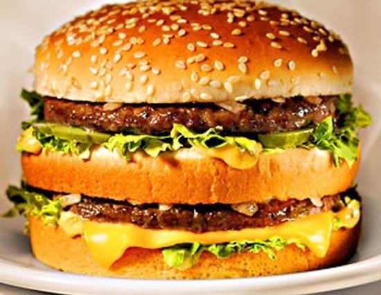 Recipe : Home made McD Burger To Have Fun