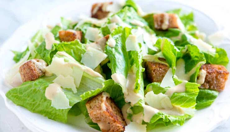 5 Home Made Salad To Help You Get Fit