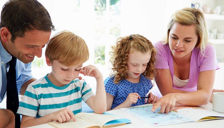 children,children schooling,home schooling,home environment,study enviornment,parenting tips ,बच्चे, बच्चो की स्कुल, घर पर स्कुल, घर का वातावरण, पढाई का माहौल, पेरेंटिंग टिप्स
