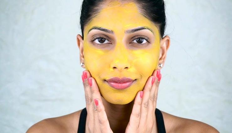 beauty tips,beauty tips in hindi,turmeric face packs,homemade face pack,beauty by turmeric ,ब्यूटी टिप्स, ब्यूटी टिप्स हिंदी में, हल्दी के फेसपैक, घरेलू फेसपैक, हल्दी से खूबसूरती