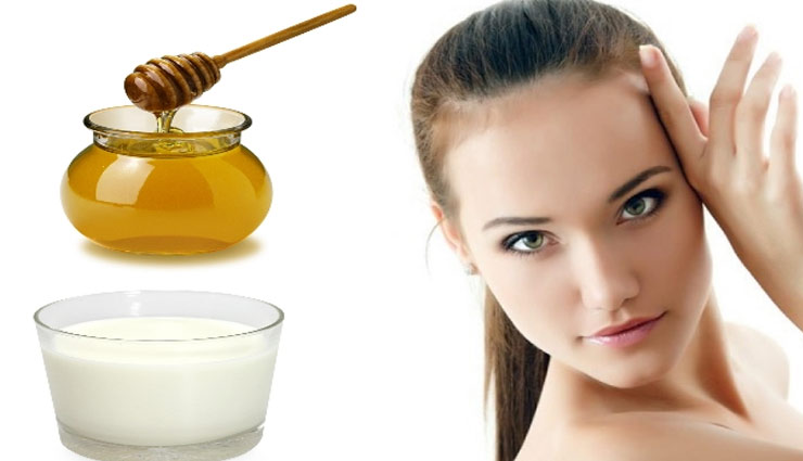 शहद और दूध से पाए मुहांसों रहित कोमल व सुन्दर त्वचा