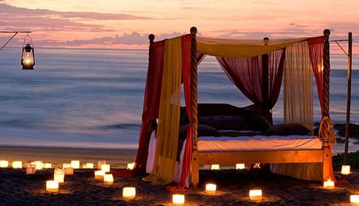 पार्टनर संग रोमांटिक पल बिताने के लिए करें इन 4 जगहों का चुनाव, हनीमून के लिए है परफेक्ट