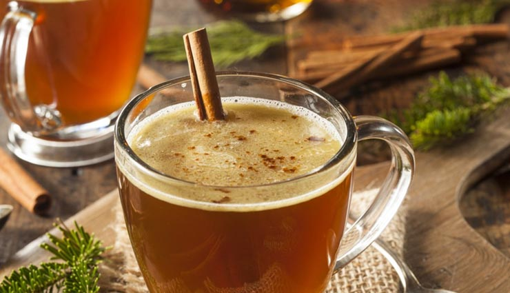 docteur du miel,hot buttered rum,prince pum king,dirty chai hot toddy,weekend snacks recipe,recipe for party,snacks recipe