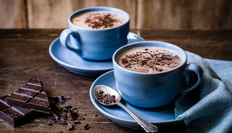 Recipe- Welcome Winters With Hot Chocolate
