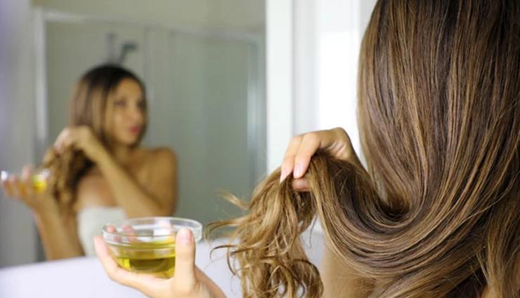 natural remedies for hair smoothening,hair smoothening at home,tips for hair smmothening at home,naturally smoothening hair,natural ways to treat frizzy hair,hair care tips,beauty tips,beauty hacks