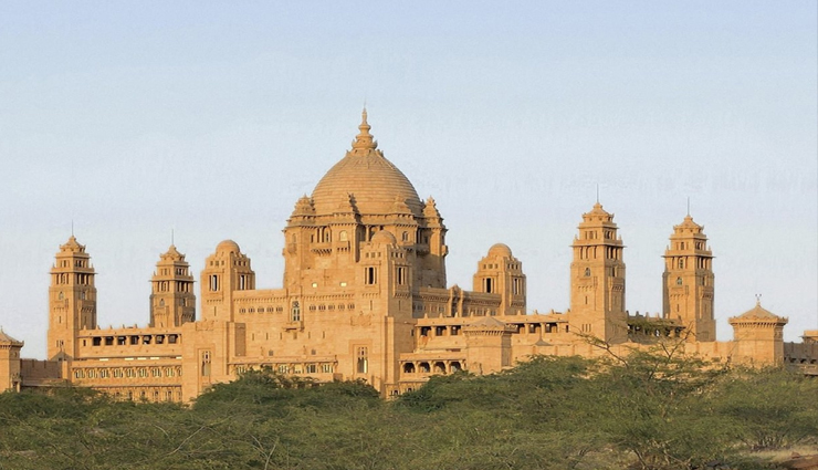 6 Most Luxurious and Heritage Hotels For Royal Stay in Jodhpur