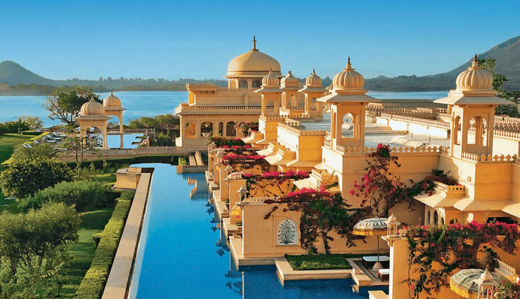 5 Hotels in Rajasthan To Give You King Like Feel