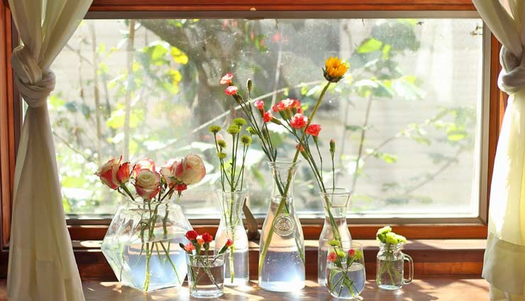 5 Tips To Decorate House With Flowers