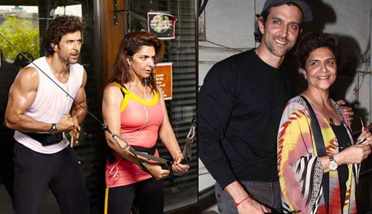Happy Birthday Hrithik- Hrithik Roshan's mother Pinkie has the sweetest wish on his birthday