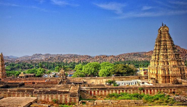 monsoon places,karnataka,travel,holidays ,हम्पी, जोग फॉल्स, मंगलौर का खाना, चन्नापटना खिलौने, नंदी हिल्स, अगुंबे