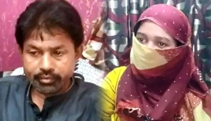 हनीमून पर पति ने पत्नी के साथ करी ये घिनोनी हरकत, CCTV में कैद हुई पूरी घटना