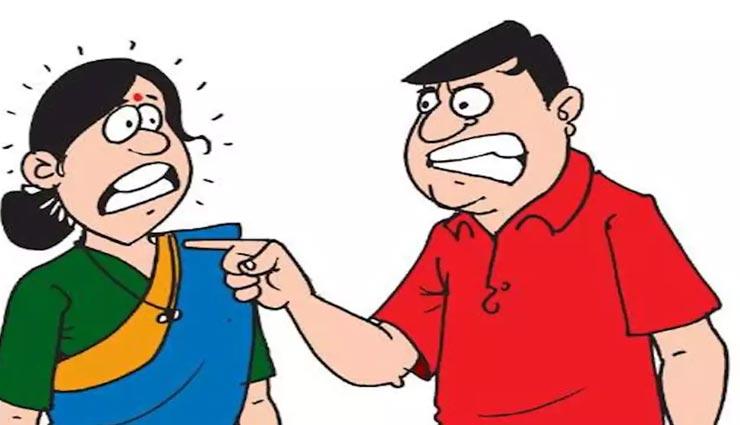 पत्नी को मोटी बोलना पड़ा पति को भारी, पुलिस थाने पहुंचा मामला