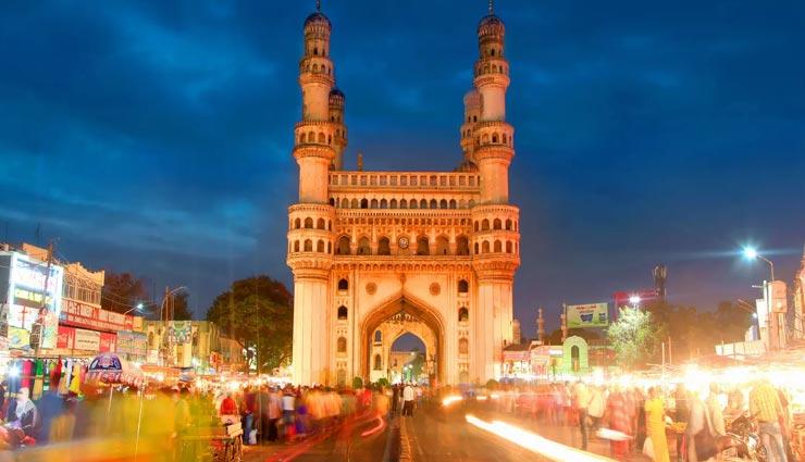घूमने के लिए बेहतरीन है निजामों का शहर हैदराबाद, ये जगहें यहाँ की पहचान