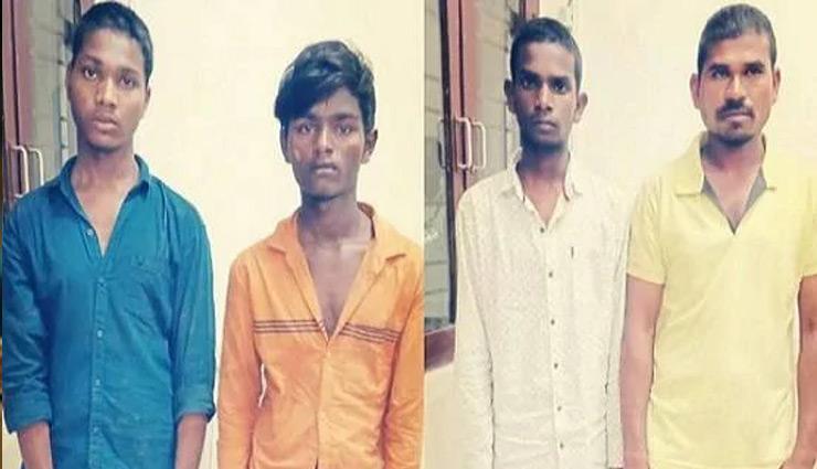 हैदराबाद गैंगरेप मर्डर: एक ही जेल की अलग-अलग बैरक में बंद किए गए चारों आरोपी