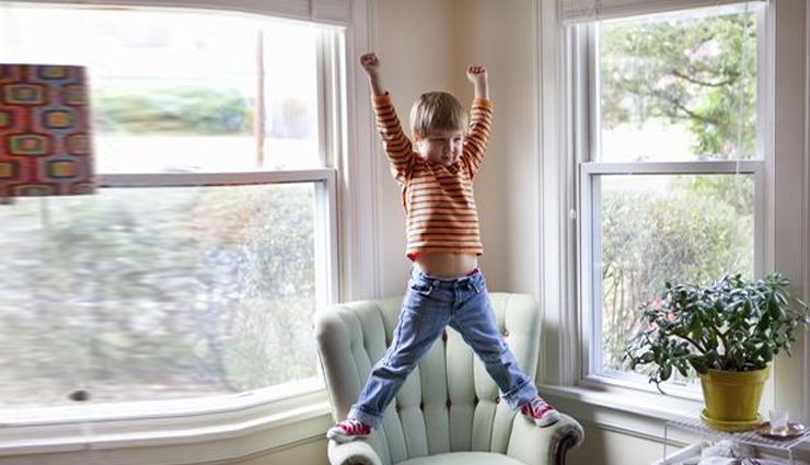 चुलबुले बच्चों को इन तरीकों से करें शांत, दूर होगी आपकी परेशानी