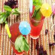 Recipe - Ruby Rum Buck