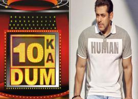 10 ka Dum contestant faints after seeing Salman Khan