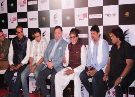 मुंबई में लॉन्च हुआ फिल्म '102 नॉट आउट' का दूसरा गाना 'बादुम्बा', देखे तस्वीरे-Photo Gallery
