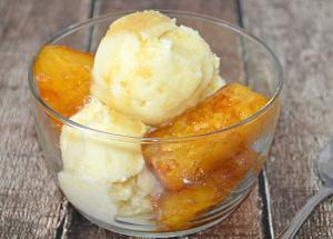 Beat the Summer heat with Cool Cool Pineapple Ice Cream