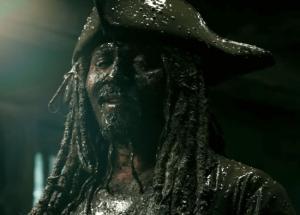 Johnny Depp- The Jack Sparrow is Back