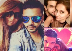 Love School Couple Giving Major Love Goals -Karan and Anusha