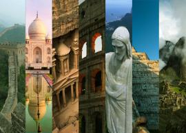 Here are 7 Wonders of The World